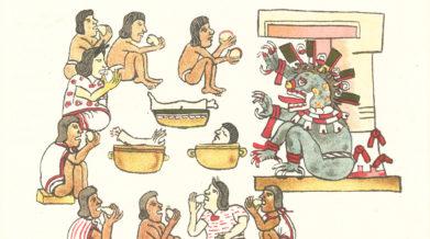 каннибализм ацтеки