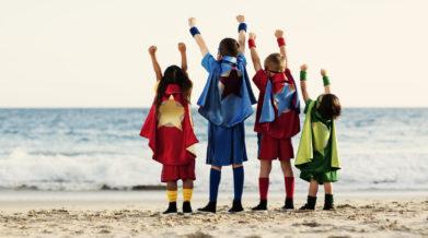 дети спасут мир